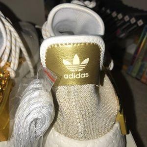2909adabd0c0c adidas Shoes - Human Race China Exclusive Gold